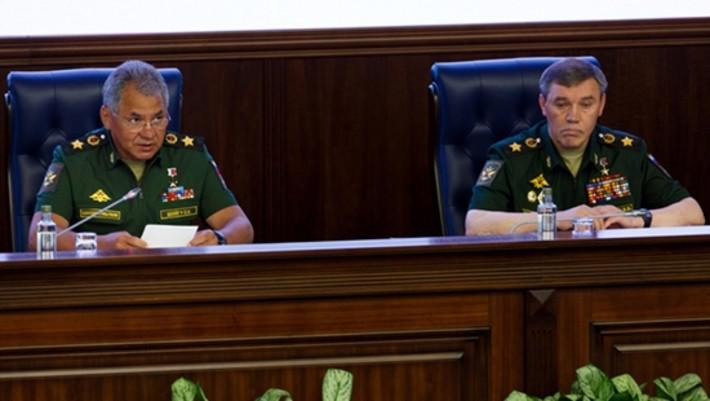 Шойгу назвал ракетный удар США по Сирии угрозой жизни российским военнослужащим