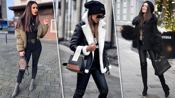 26 образов, которые доказывают, что холода — не повод носить безвкусицу