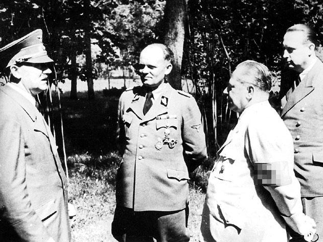 Выиграть Курскую битву помог лучший друг Гитлера