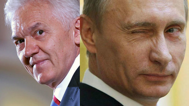 Александр Запольскис: Коварное варварство русских с поставками газа