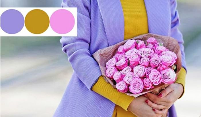 Самые гармоничные цветовые сочетания  — 12 идеальных решений для начала осени