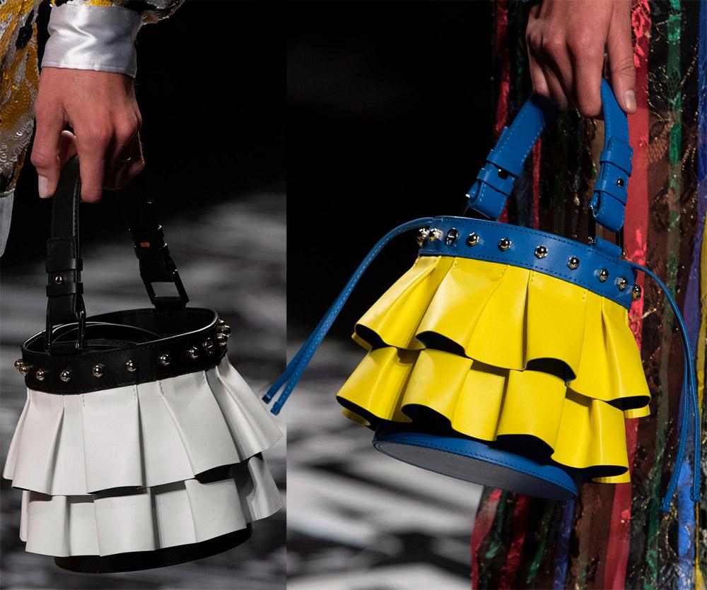 Красивые сумочки типа ведро