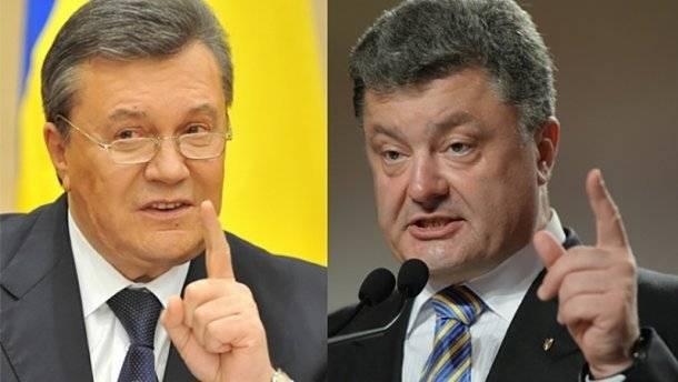 Янукович вернулся в большую …