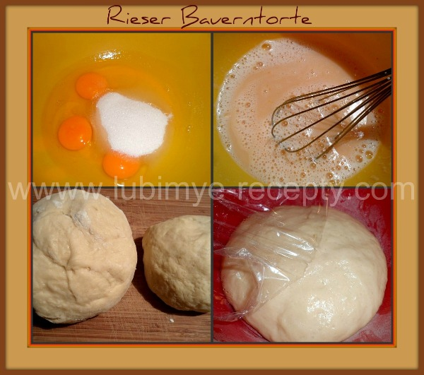 """Rieser Bauerntorte"" - традиционный баварский пирог"