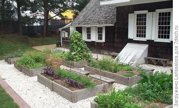Мобильный огород