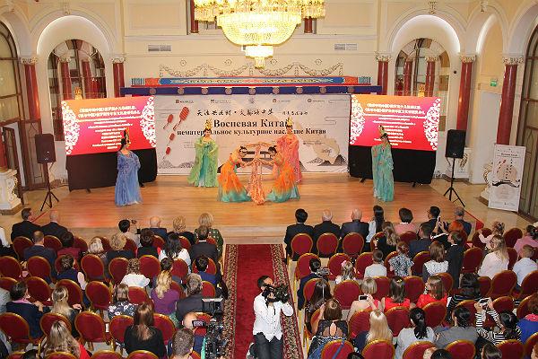 В Китайском культурном центре в Москве отметили Праздник середины осени