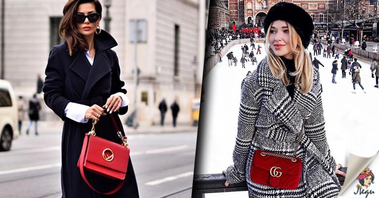 Главный акцент в образе: 35 стильных модных сумок