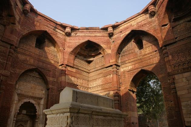 Кутб-Минар. Индия