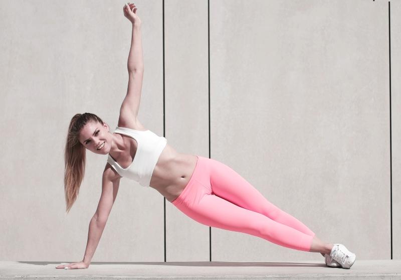 виды планки мышцы