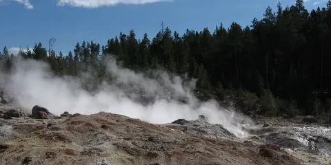 Вулкан Йеллоустона: Новый разрыв даёт тревожный сигнал.