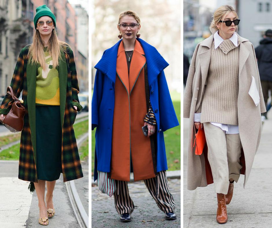 Как одеваться стильно зимой 2018: 4 простых правила, которые всегда работают