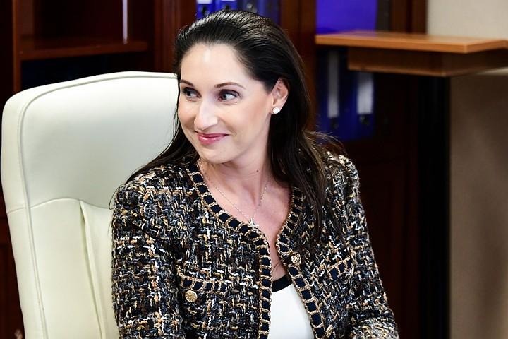 «Стать первым - хороший знак»: Роза Чемерис прокомментировала свою регистрацию на выборы губернатора Приморья