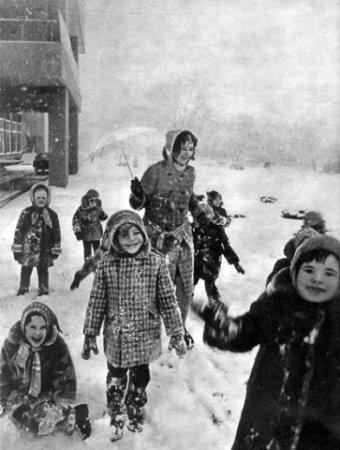 Детство в  СССР.