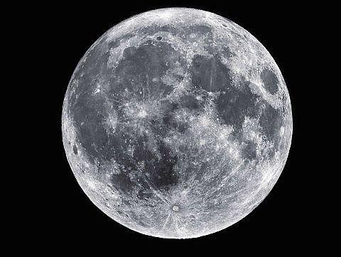 Учёные омолодили Луну на сотни миллионов лет