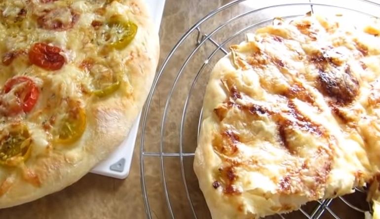 Закусочные лепешки с сыром и яблоками: интересно, необычно, вкусно