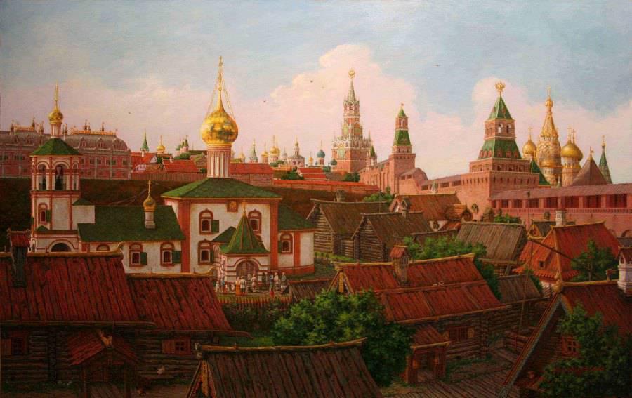 Пешеходная экскурсия-детектив по одному из самых древних районов москвы