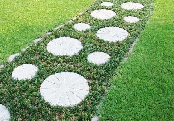 Как сделать дорожки в саду, на даче, своими руками. Дорожки Ландшафт АССбуд - строительный портал