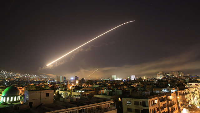 Мнение: Трамп будет бомбить Дамаск  - у него нет другого выхода