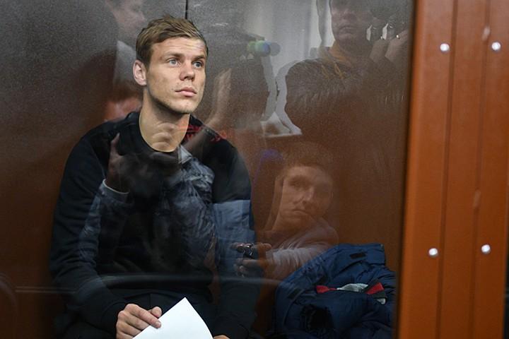 Кокорин передает из СИЗО благодарность Рамзану Кадырову