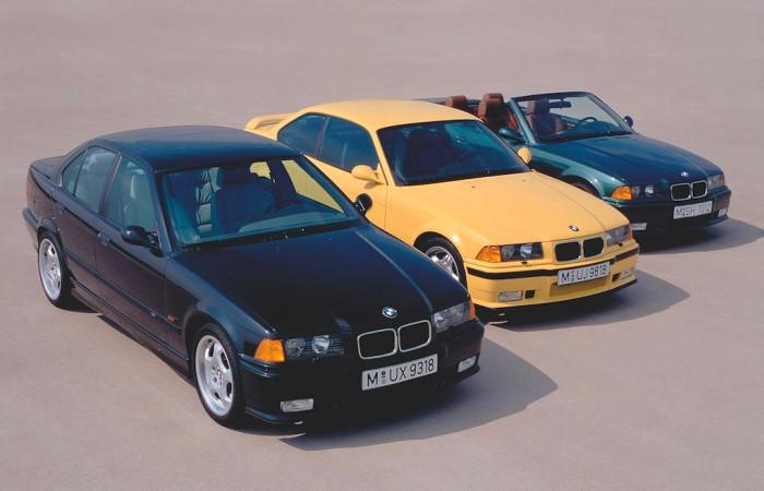 Эти машины в хорошем состоянии стоит брать, пока они еще доступны. | Фото: cheatsheet.com.