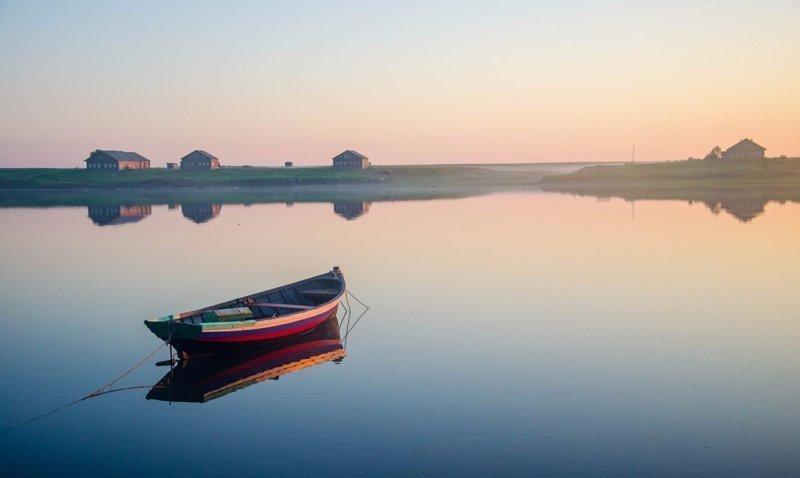 Рыбацкие лодки со всего мира