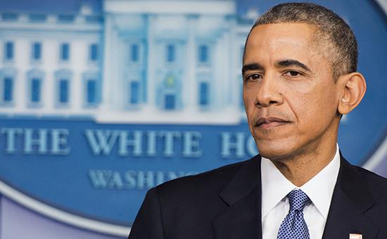 Обама назвал Путина ответственным за валютный кризис в России
