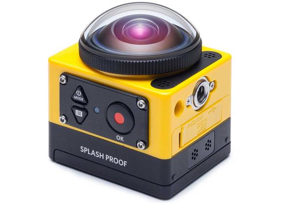 Экшн на 360 градусов — камера Kodak SP360  - Фото 1
