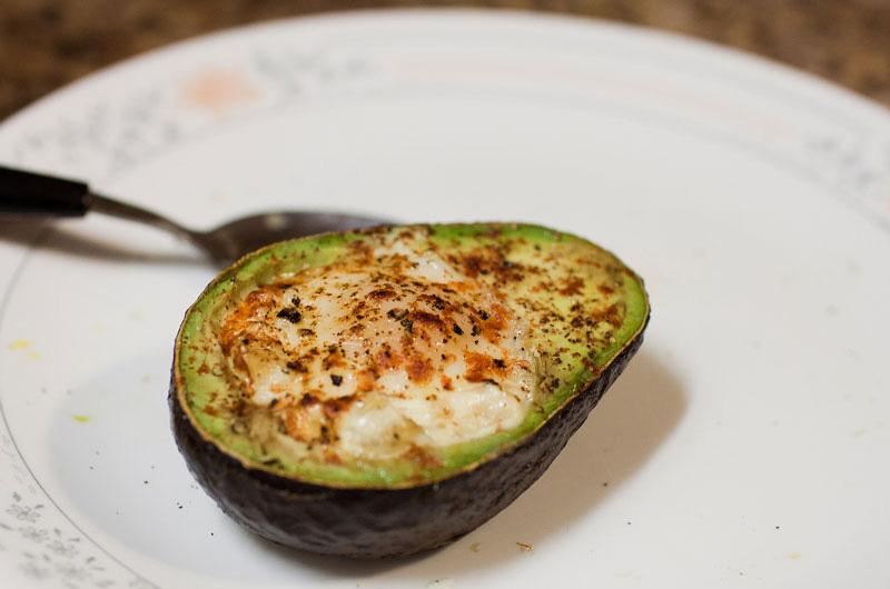 Вкусные блюда внутри других продуктов