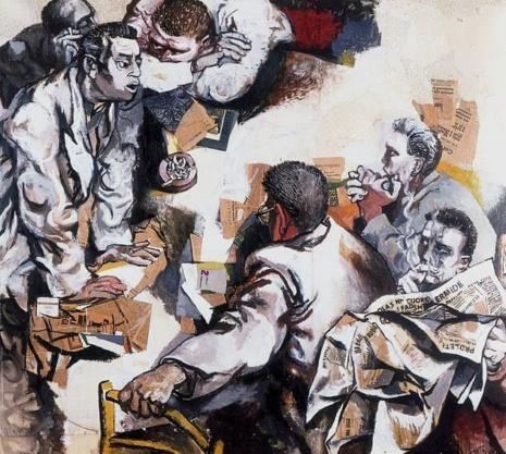 художник Ренато Гуттузо (Renato Guttuso) картины – 30