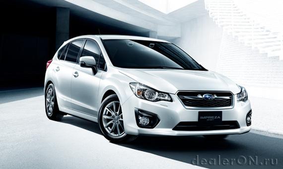 Subaru Impreza 2015 / Субару Импреза 2015