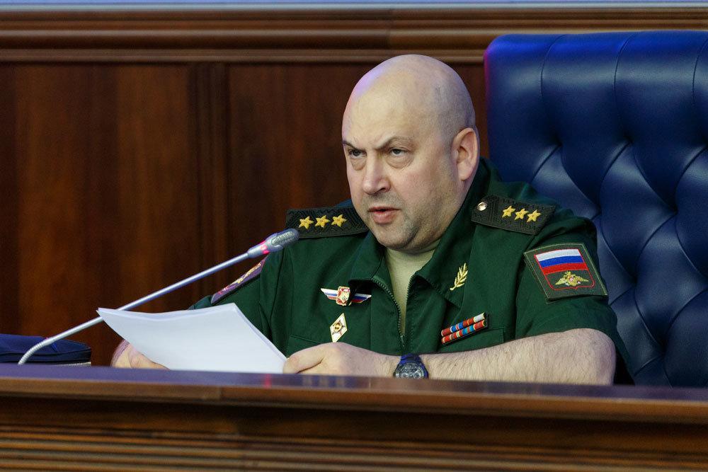 Создатель военной полиции генерал Суровикин возглавит ВКС России
