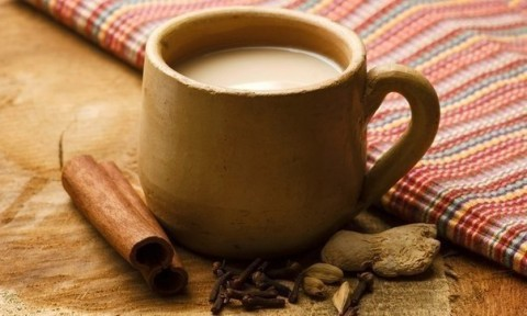 Чай масала от простуды