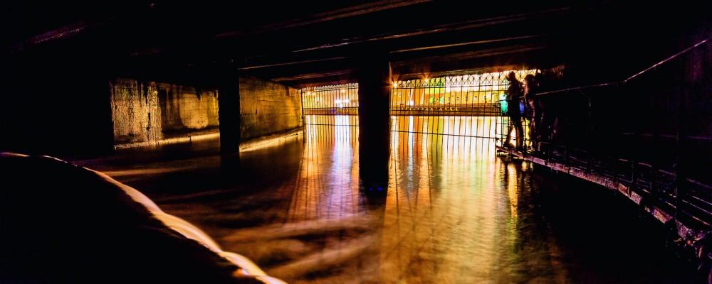Подземные реки Москвы: путеш…