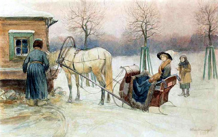 Виражи времени художника И.А.Владимирова