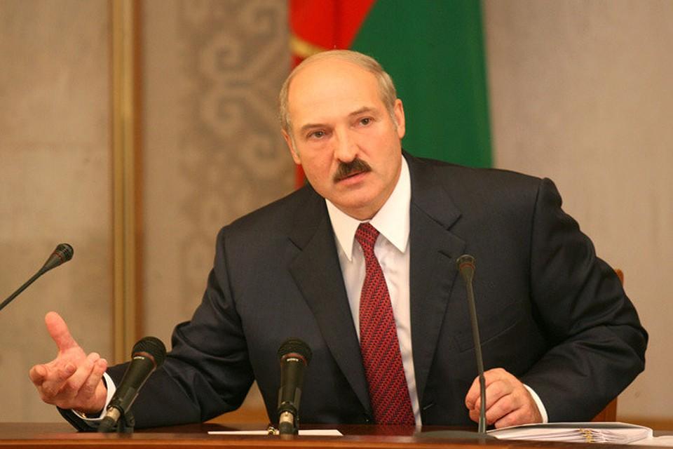 Лукашенко обвинил российский…