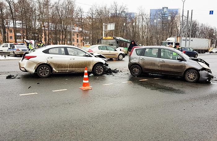 Число жертв дорожных аварий в России снизилось
