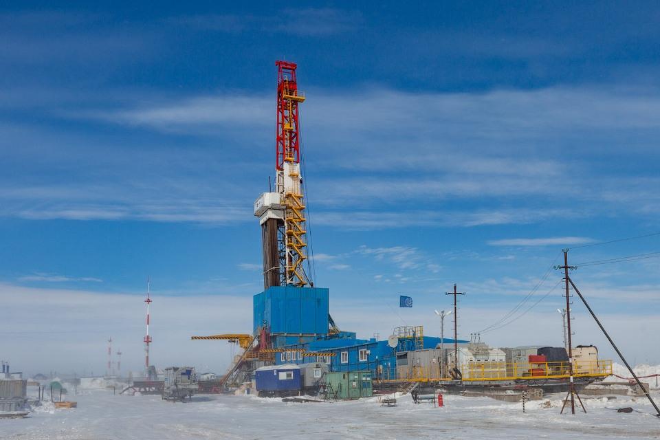 Как добуриться до нефти: фотоистория