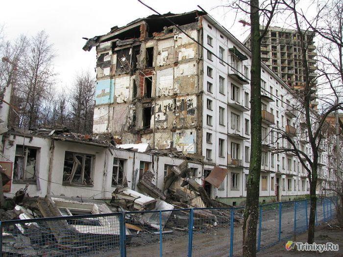 Печальная реальность российского быта