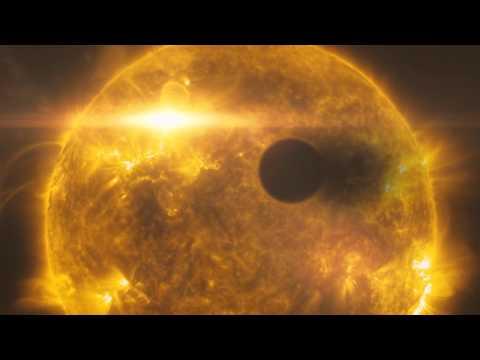Драматичные изменения на далекой планете.