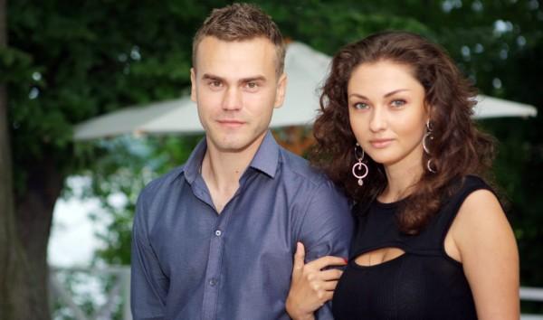 Жена Игоря Акинфеева. Фото
