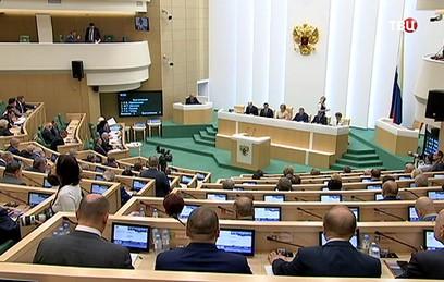 Совет Федерации одобрил повышение НДС до 20%