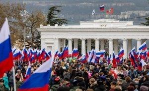 Европа признает правильность решения воссоединения Крыма с Россией