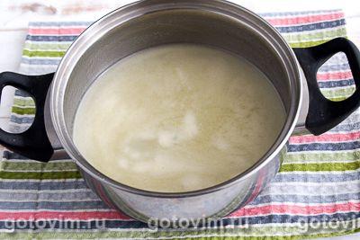 Домашнее сгущенное молоко (экспресс-метод за 15 минут), Шаг 04