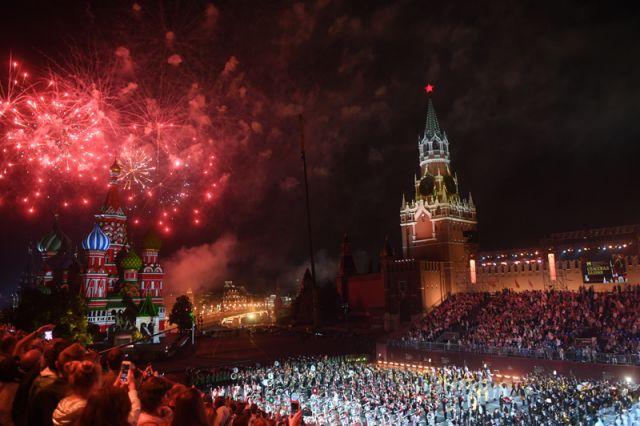 Закрытие фестиваля «Спасская башня – 2018»