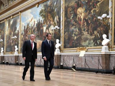 Версальский мирный приговор