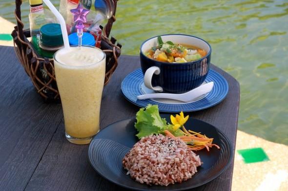 Оливье вегетарианский — Рецепты читателей The Village на The Village