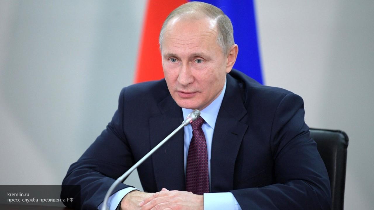 Путин: ВКС РФ и САА разгромили наиболее боеспособную группировку террористов в мире