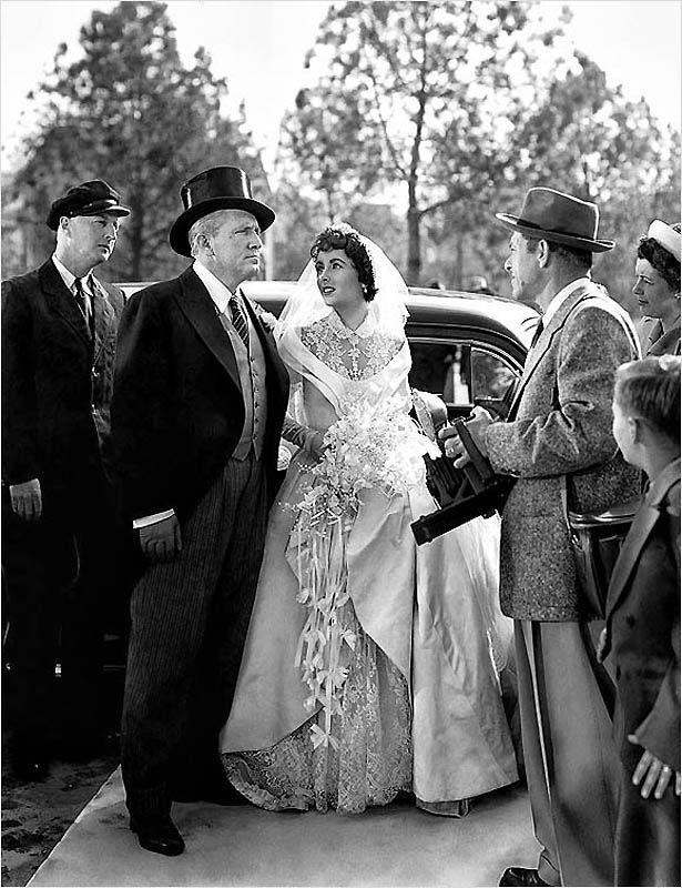 Первая свадьба Элизабет Тейлор (18 фотографий), photo:4