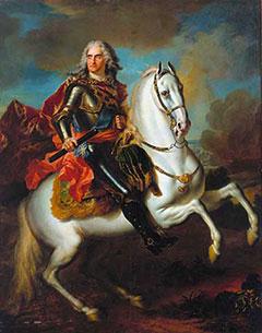 Август II Сильный