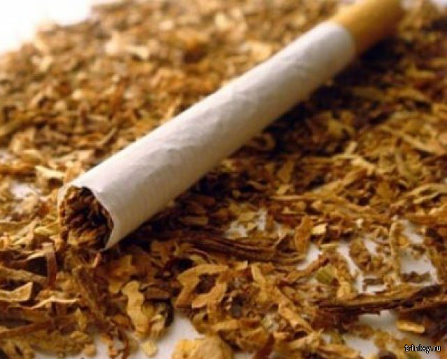 Еще раз о вреде курения